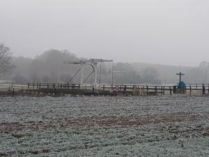 Winter in de Achterhoek - De Velhorst nabij Landgoed Ehzerwold