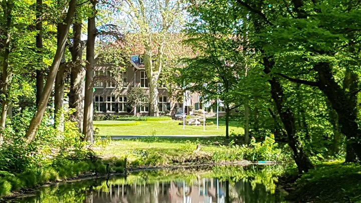 Hotel Landgoed Ehzerwold in het zonnetje